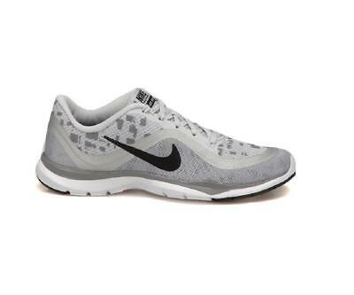 cheap for discount de546 1e865 Femmes Nike Flexible Baskets 6 Imprimé Gris Basket Course 831578 003
