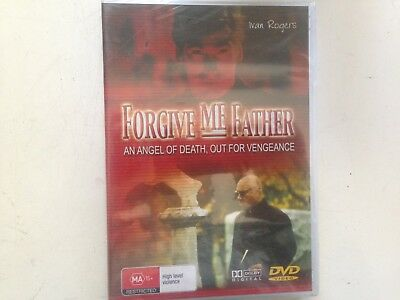 Forgive Me Father Ivan Rogers (DVD, 2004) new sealed stock Rockingham WA