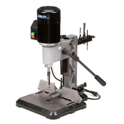 Delta Mortising Machine Bench Top Gas Filled Head Stabilizer Cast Iron 1/2 HP