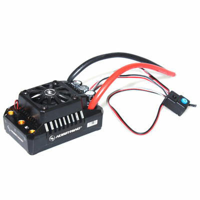 3-8S Hobbywing : 1/6th EZRun Brushless ESC 1/5th Control V3 Speed 200A MAX5