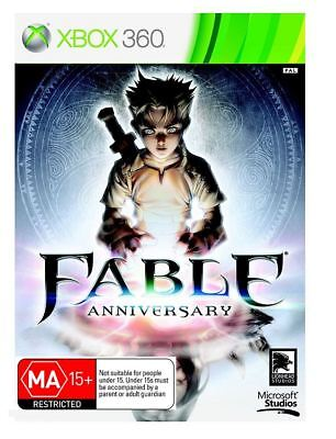 Fable Anniversary XBox 360 New and Sealed
