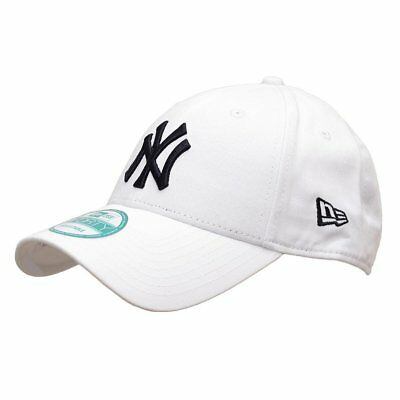 c95f85c5581 NEW ERA 9FORTY MLB new York Yankees The League Navy Curved Peak Hat ...