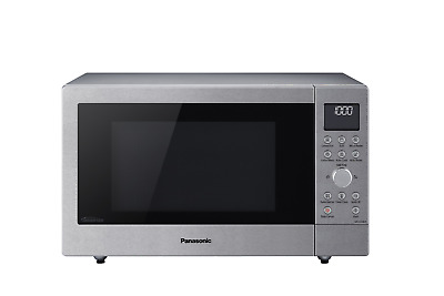 Panasonic NN-CD58JSQPQ 27L Inverter Convection Microwave Oven - Stainless Steel