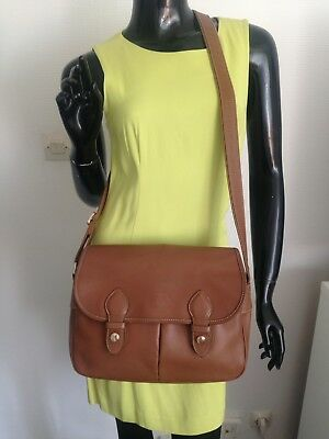 Vitello Color Longchamp Crossbody Camel Leather Shoulder Bag xqXXwvI4