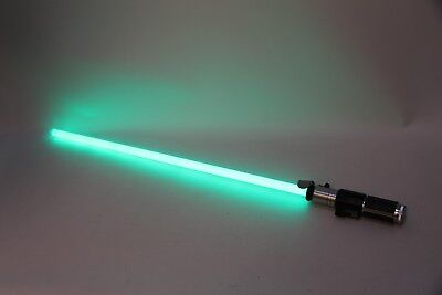 Star Wars Force FX Collectible Master Yoda Lightsaber 2007 Master Replica