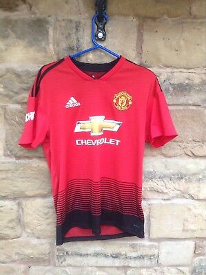 Brand New With Tags Manchester United FC 2018/19 Adidas Home Shirt
