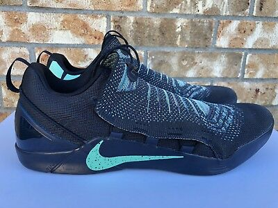 cfb45c718e67 Men s Nike Kobe A.D. NXT Mambacurial Basketball Shoes Navy Size 18  882049-400