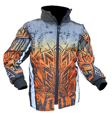 New Wulfsport Kids Jacket (All Sizes) Motocross Trials Quad Ktm Youth Child Coat