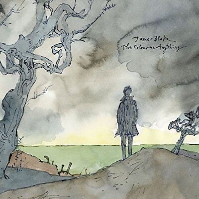 JAMES BLAKE-The Colour In Anything (UK IMPORT) VINYL NEW