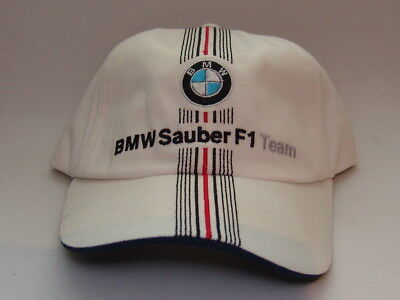 BMW Sauber F1 TEam Base Cap GP Spain 2008 getragen