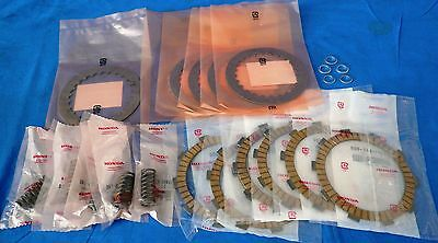 Tusk Clutch Kit w// Heavy Duty Springs Honda ATC 250R 1986 ATC250R