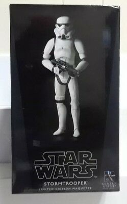 Gentle Giant Star Wars Stormtrooper Limited Edition Statue - New collectible