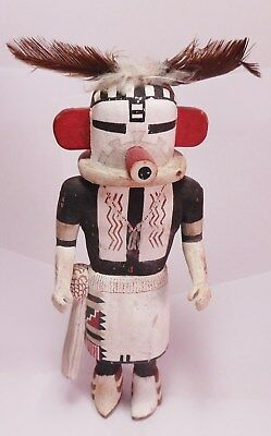 Great Vintage Carved & Painted Hopi Kachina Figure