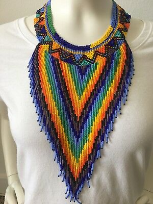 Colombian Luxury Necklaces , handcrafted jewlery made for indians, Fashion, Nice