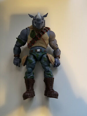 "Teenage Mutant Ninja Turtles Classic Collection 6"" Action Figure Rocksteady"