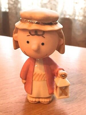 Lenox Peanuts The Christmas Pageant Charlie Brown Replacement Piece