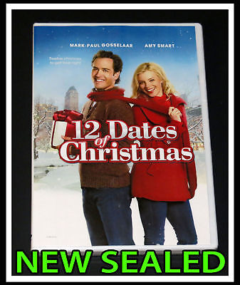 12 Dates of Christmas DVD 2011 TV Movie *NEW SEALED*