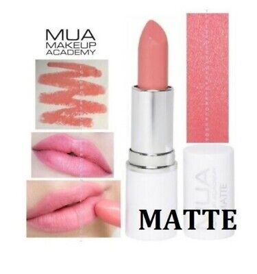 Peachy Keen Matte Lipstick by MUA Make Up Academy brand new fully sealed