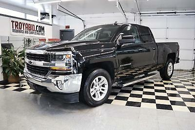 2016 Chevrolet Silverado LT LT 2016 Chevrolet Silverado LT 4x4 V8 Leather Rebuildable Truck Repairable Damaged