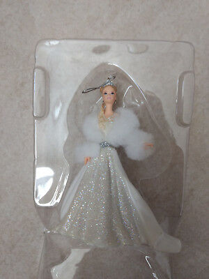 Barbie Ornament 2003 Celebration Special Edition Hallmark Gently Used