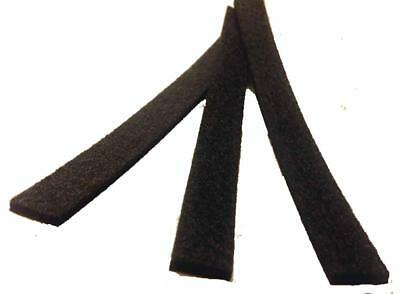 Hat size reducers in black (3 Economy) The Worlds Best Felt Hat Size Reducer