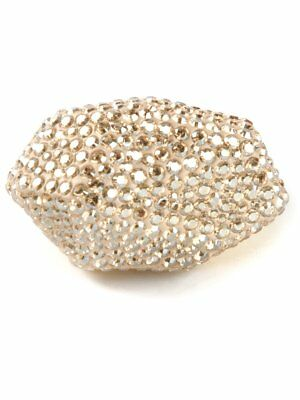 ce4cb110492  NEW Authentic ATELIER SWAROVSKI Pointiage Regent Facet Crystal Gold Ring