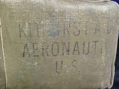 WW2 US Aeronautic First Kit. Appears To Be Complete