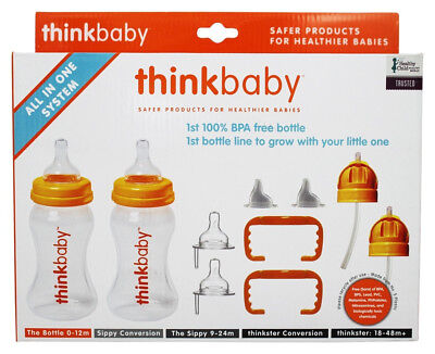 Thinkbaby All-In-One Bottle Set