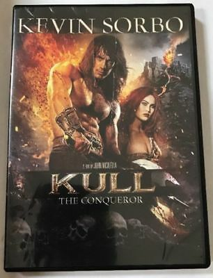 Kull the Conqueror -DVD - LIKE NEW DISC + COVER ARTWORK - NO CASE