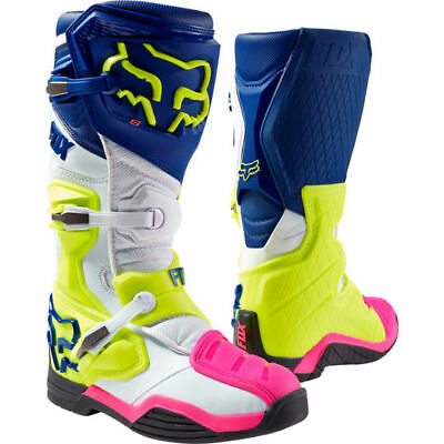 Fox Comp 8 Boot-Rs | Size 8 | Last One Blowout! ** Fast Shipping **