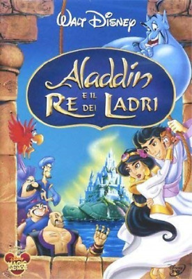 Movie-Aladdin E Il Re Dei Ladri (UK IMPORT) DVD NEW