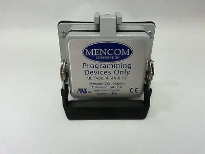 Never Used Mencom Corp Programming Devices Port Ul Type: 4, 4X & 12