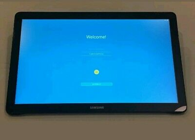 Samsung Galaxy View 64g Wifi Or AT&T GSM UNLOCKED T677A (Excellent condition)