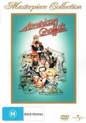 NEW American Graffiti DVD Free Shipping