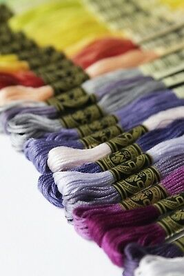 DMC Full Set 35 New Colors Embroidery Floss