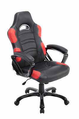 Chair Gaming from Office RICARDO XL leatherette - Armchair Racing Capacity Max 1