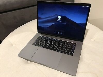 "Apple MacBook Pro 15"" Retina (Late 2016) Touch Bar Core i7 2.9 Ghz / 16GB / 2TB"