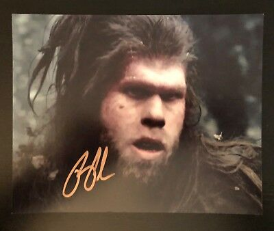 Ron Perlman Signed 8x10 Photo Quest for Fire