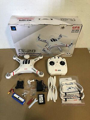 Cheerson Cx-20 Auto Pathfinder 6-Axis System Gps 2.4G Quadcopter