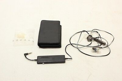 Bose QuietComfort 20i Acoustic Noise Cancelling Headphones - Preowned
