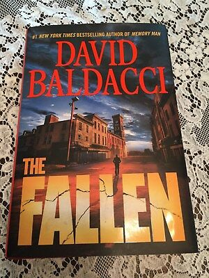 The Fallen by David Baldacci - Memory Man Series - Hardcover