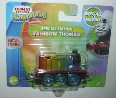 Thomas The Train Adventures SPECIAL EDITION RAINBOW THOMAS Metal Engine Ages  3+