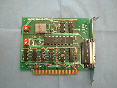 OSM Computer Corporation: 17000048-01 Asychronous Adapter Board <