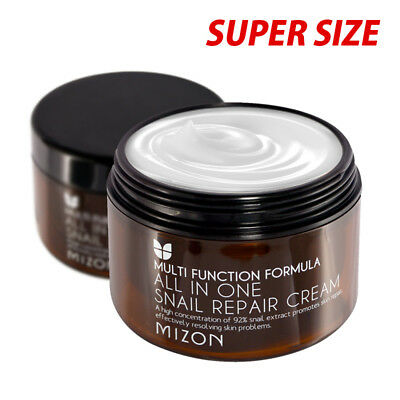 [MIZON] All In One Snail Repair Cream 120ml [Super Size] - BEST Korea Cosmetic