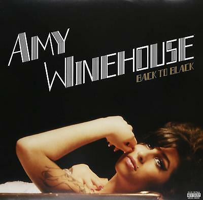 Back to Black by Amy Winehouse Contemporary R&B Soul 0602517341296 Vinyl NEW