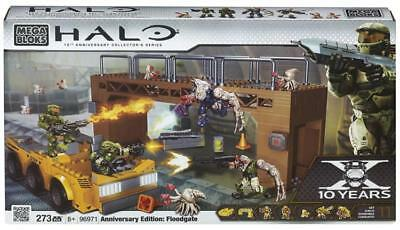 Mega Bloks 96971 Halo Floodgate 10th Anniversary Collection 273 Teile