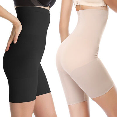 Womens Higher Power High Waist Shorts Mid Thigh Pants for All Day Comfort Shaper