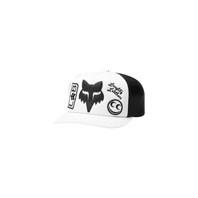 Cappellino Lab X See See Snapback Hat White