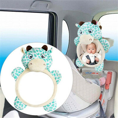 Newborn Baby Kids Mirror Back Car Seat Cover for Child Rear View Ward Safety