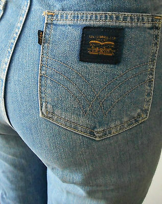 Vintage LEVI'S Blue Tab Super High Waist Jeans Size Small/ 10, Stranger Things